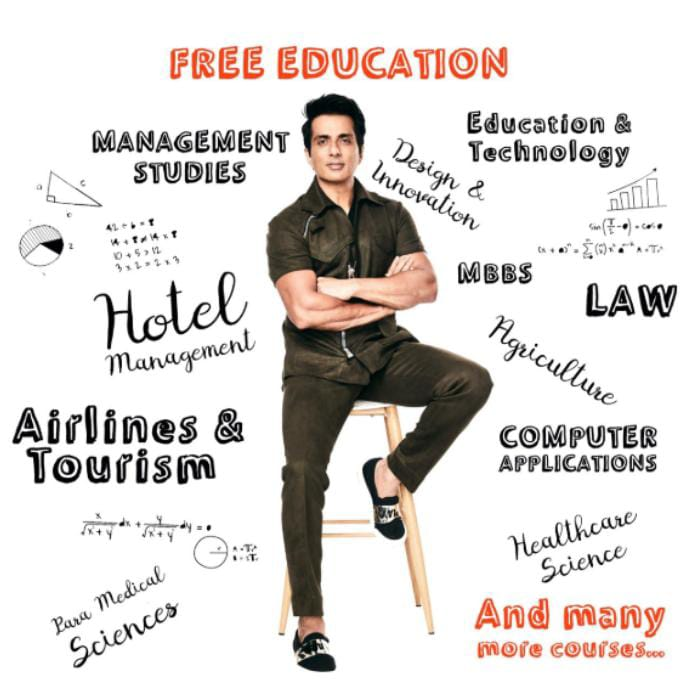You are currently viewing Sonu Sood Scholarship Registration 2021: Apply Online, Form@ soodcharityfoundation.org