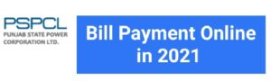 Read more about the article PSPCL Bill Payment Online 2021:Check Bill History, pspcl.in