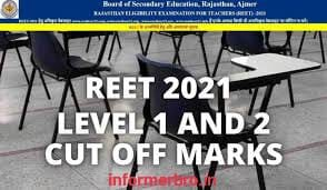 Read more about the article REET Cut Off Marks 2021 Level 1&2 {Expected or Previous}